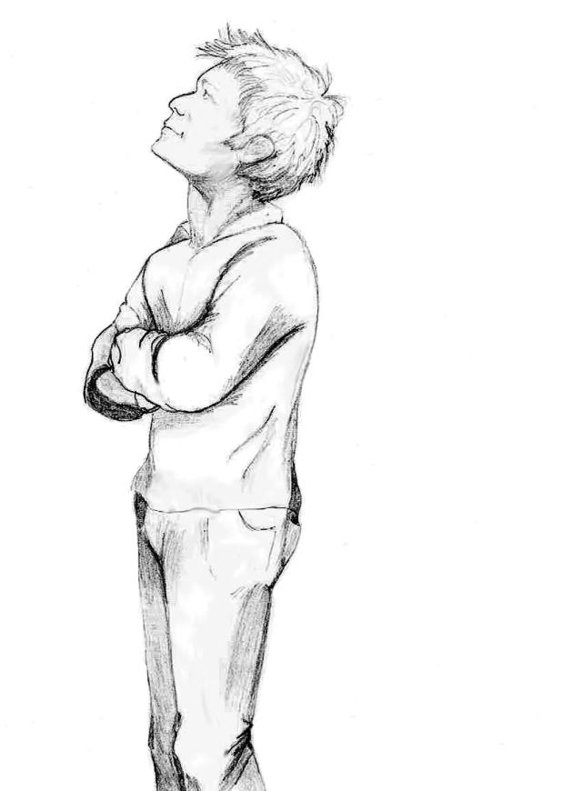 Bruce's portrait